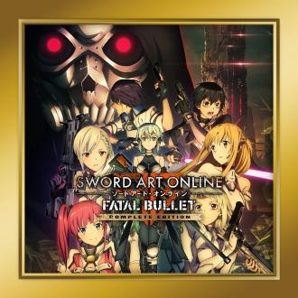 SWORD ART ONLINE: FATAL BULLET Complete Edition PS4