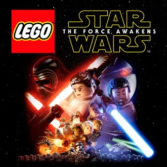 LEGO® Star Wars™: The Force Awakens PS4