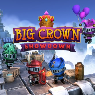 BIG CROWN: SHOWDOWN PS4