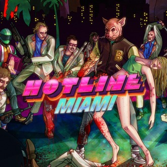 Hotline Miami PS4 / PS3 / PS Vita