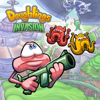 Doughlings: Invasion PS4