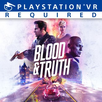 Blood & Truth™ PS4