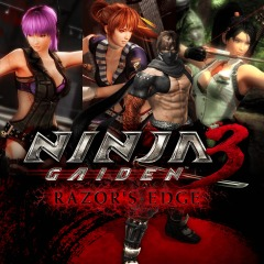 Ninja Gaiden 3 Razor S Edge Costume Pack On Ps3 Official