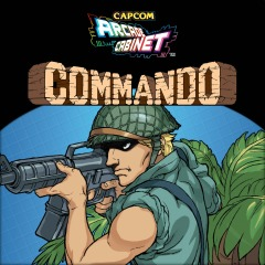 commando arcade game 1985 download
