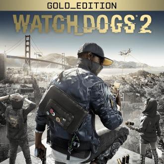 Watch Dogs®2 - Złota Edycja PS4