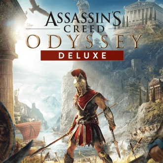 Assassin's Creed® Odyssey - DELUXE EDITION PS4