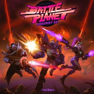 Battle Planet - Judgement Day PS4