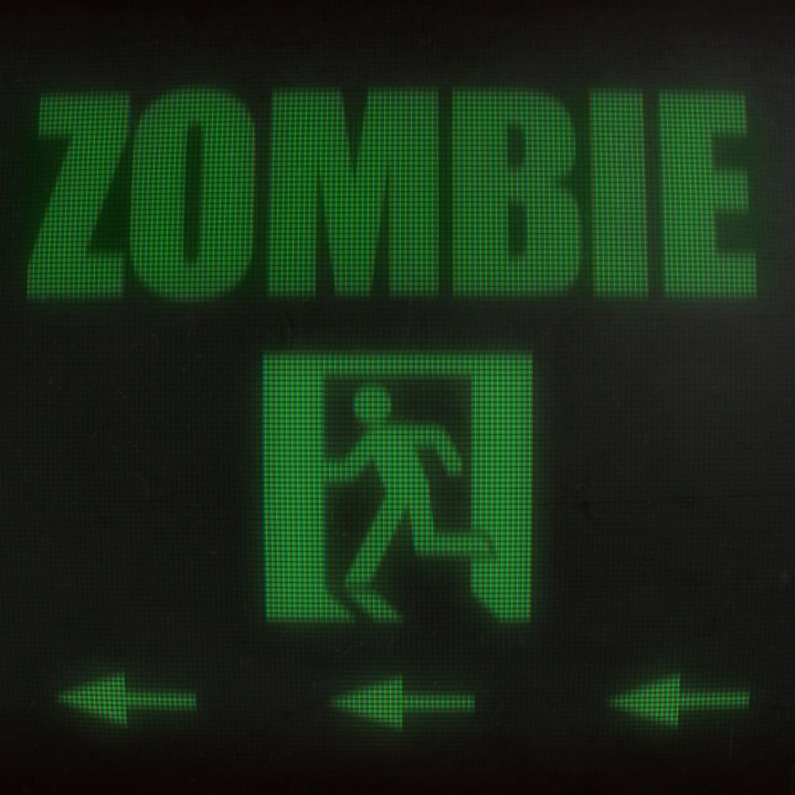 Corridor Z - Zombie Emergency Exit Dynamic Theme