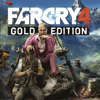 Far Cry 4 Gold Edition PS3