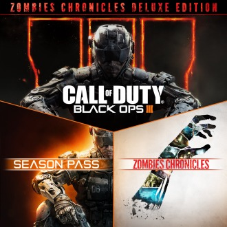Call of Duty®: Black Ops III - Zombies Chronicles Deluxe PS4
