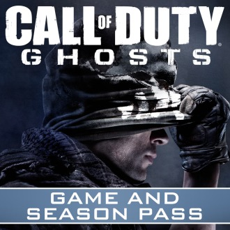 Bundle Call of Duty Ghosts e Season Pass PS3