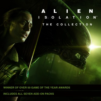 Alien: Isolation - The Collection PS4