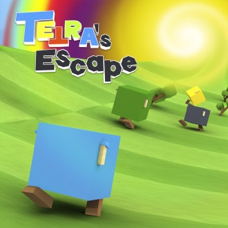 TETRA's Escape PS4 / PS Vita