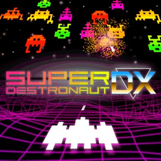Super Destronaut DX PS4 / PS Vita