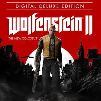 Wolfenstein® II: The New Colossus™ Digital Deluxe Edition PS4