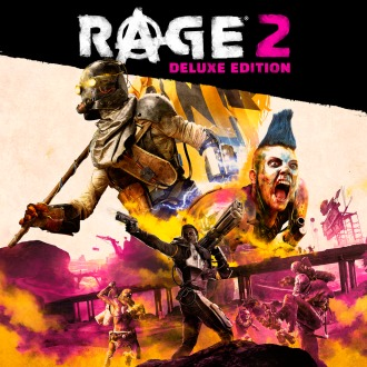 RAGE 2: Deluxe Edition PS4