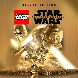 LEGO® Star Wars™: The Force Awakens Edição Deluxe PS3