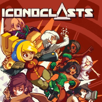 Iconoclasts PS4 / PS Vita