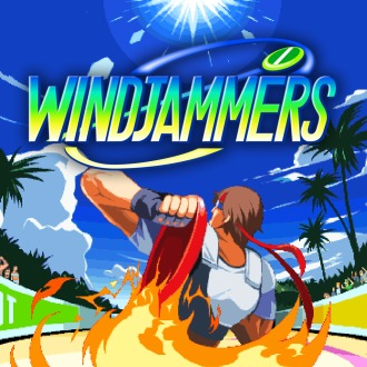 Windjammers PS4 / PS Vita