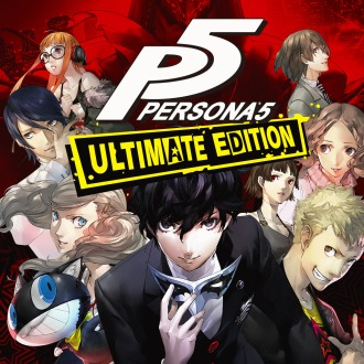 Persona 5: Ultimate Edition PS3