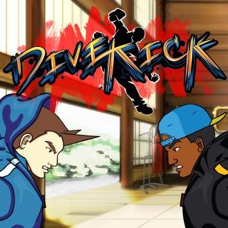 Divekick PS3 / PS Vita