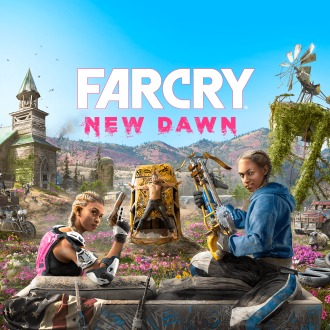 Far Cry® New Dawn PS4