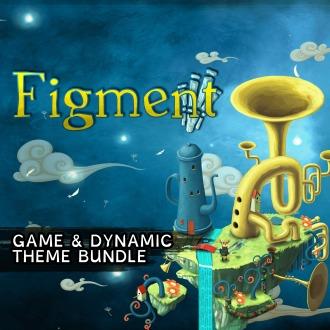 Figment - Game & Dynamic Theme Bundle PS4
