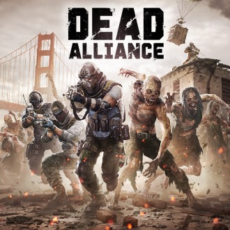 Dead Alliance™ PS4