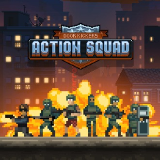 Door Kickers: Action Squad PS4