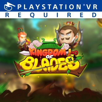 Kingdom of Blades PS4
