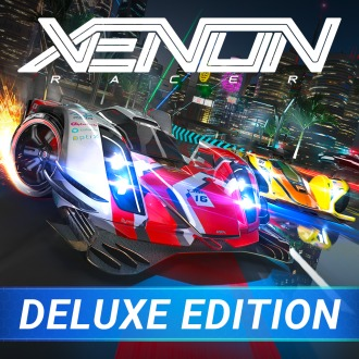 Xenon Racer - Deluxe Edition PS4