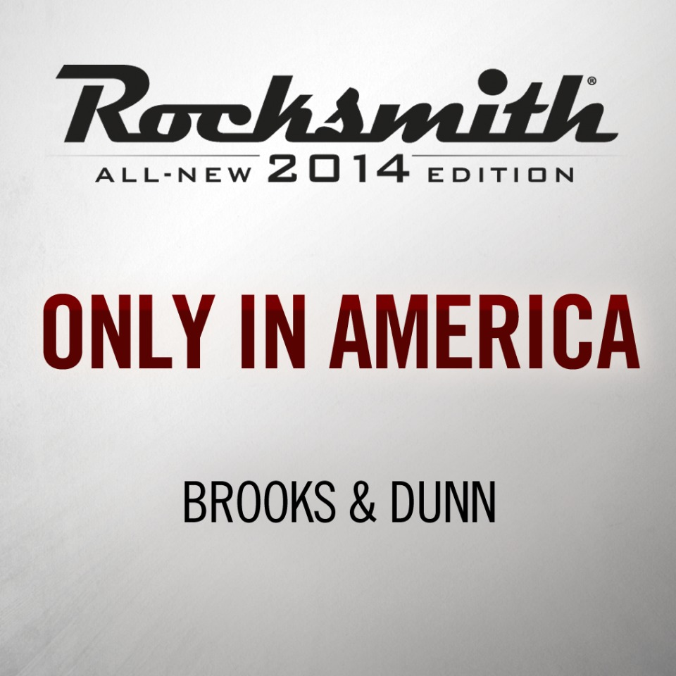 Only in America - Brooks and Dunn