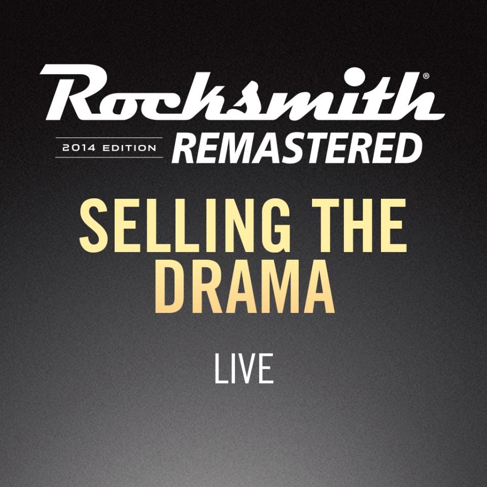Rocksmith 2014 –  Selling the Drama - Live
