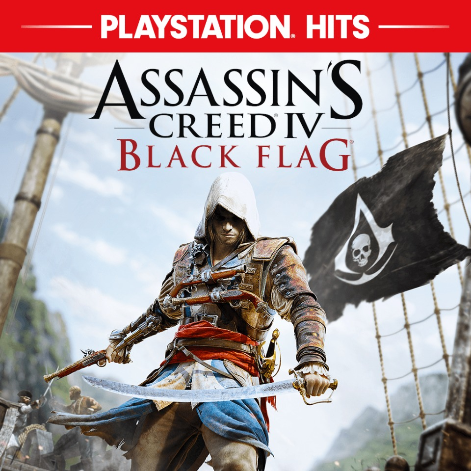 Assassin's Creed IV Black Flag - Standard Edition