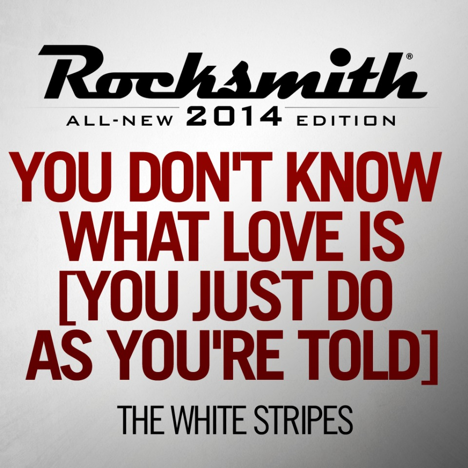 You Don't Know What Love Is  - The White Stripes