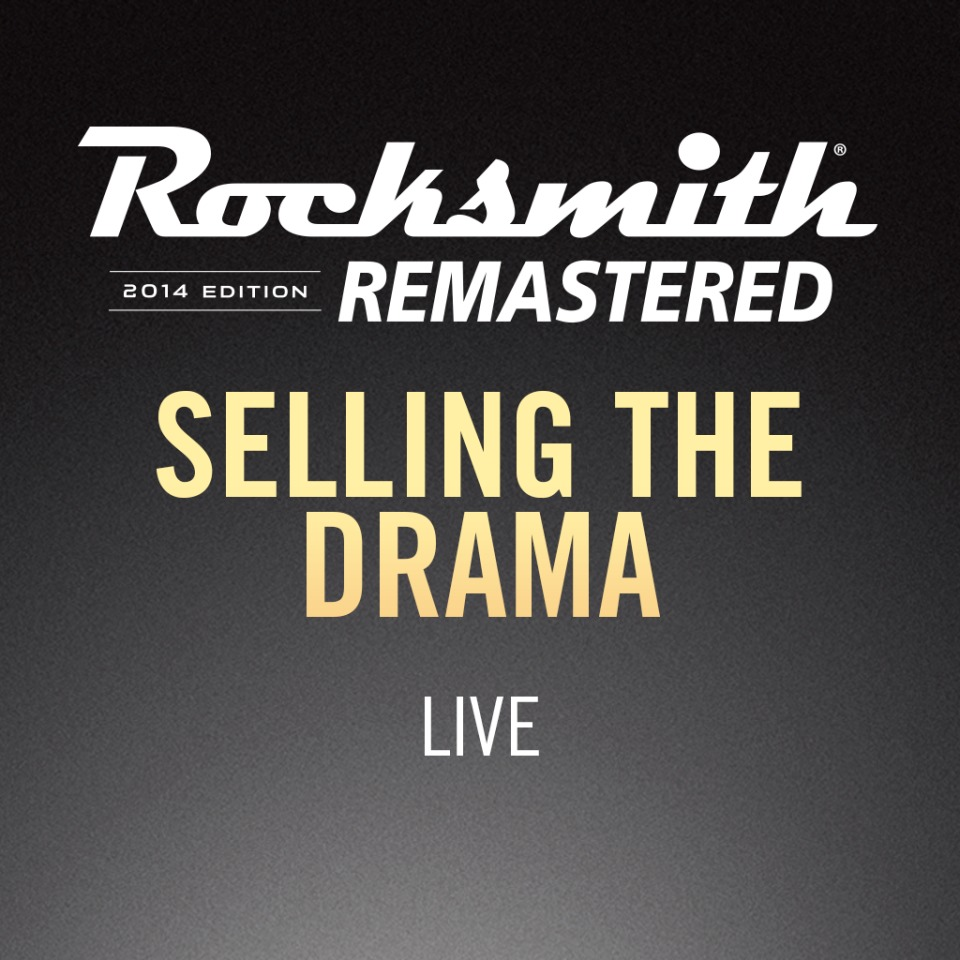Rocksmith 2014 –  Selling the Drama - Live