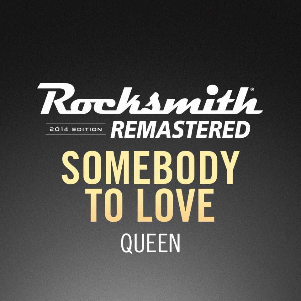 Rocksmith 2014 – Somebody to Love - Queen