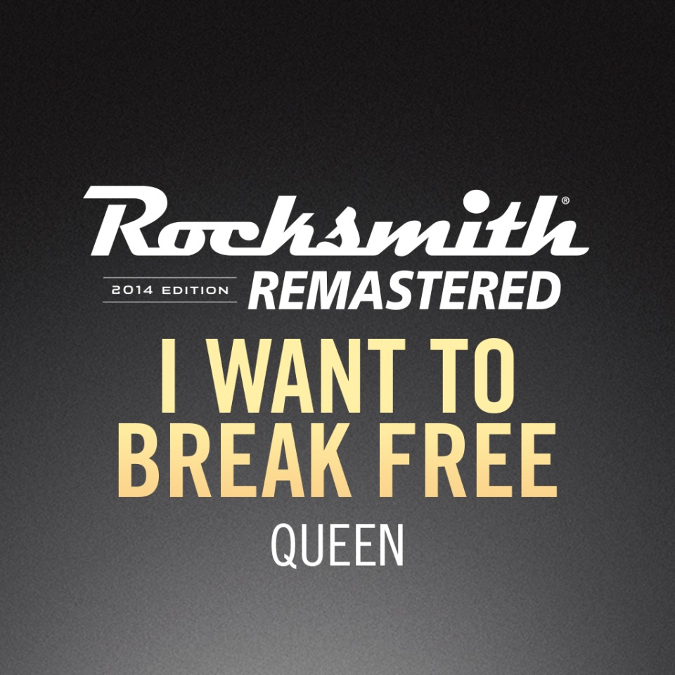 Rocksmith 2014 – I Want to Break Free - Queen