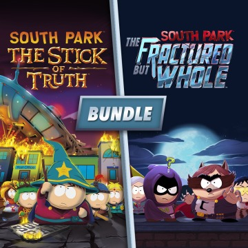 South Park: The Stick of Truth + The Fractured but Whole Bundle