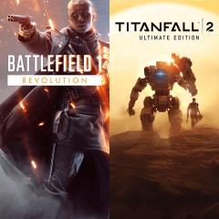 Комплект Battlefield  1 + Titanfall  2 Ultimate