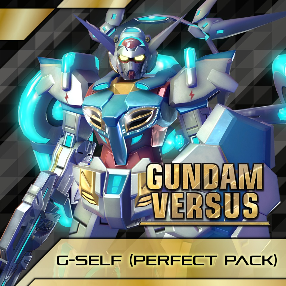 GUNDAM VERSUS - G-Self (Perfect Pack)
