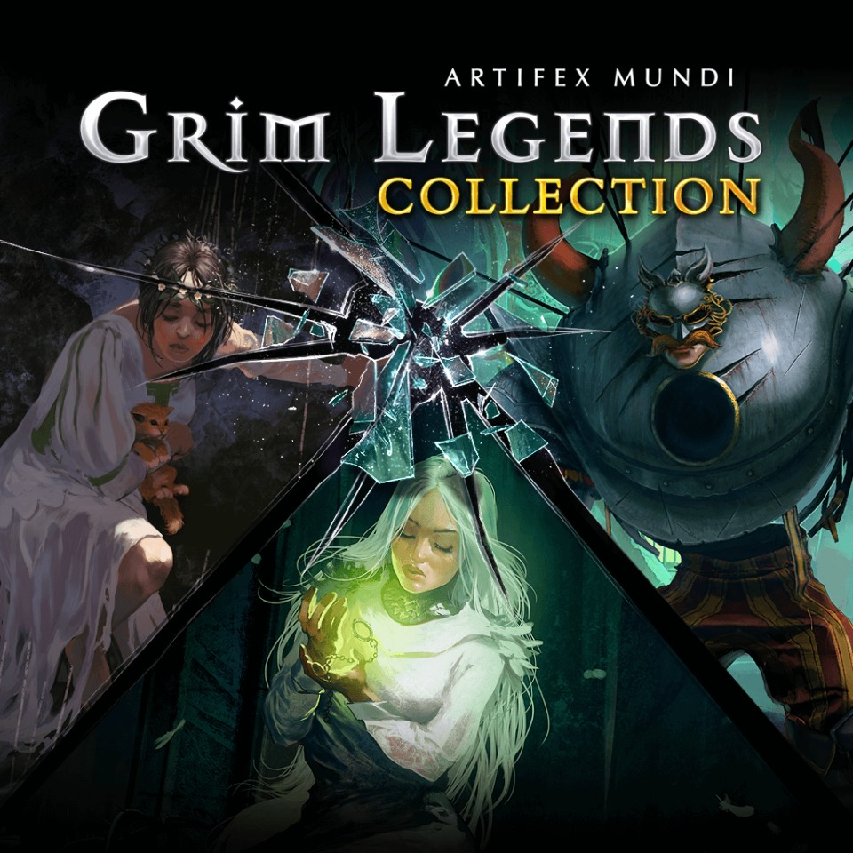 Grim Legends Collection
