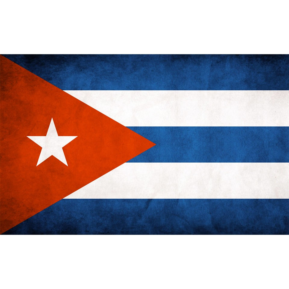 CUBA FLAG DISTRESSED AVATAR