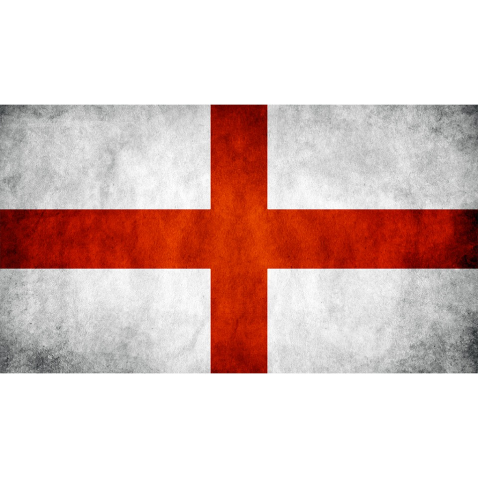 ENGLAND FLAG DISTRESSED AVATAR
