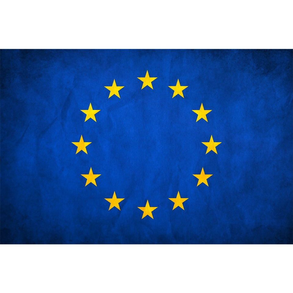 EUROPEAN UNION FLAG DISTRESSED AVATAR