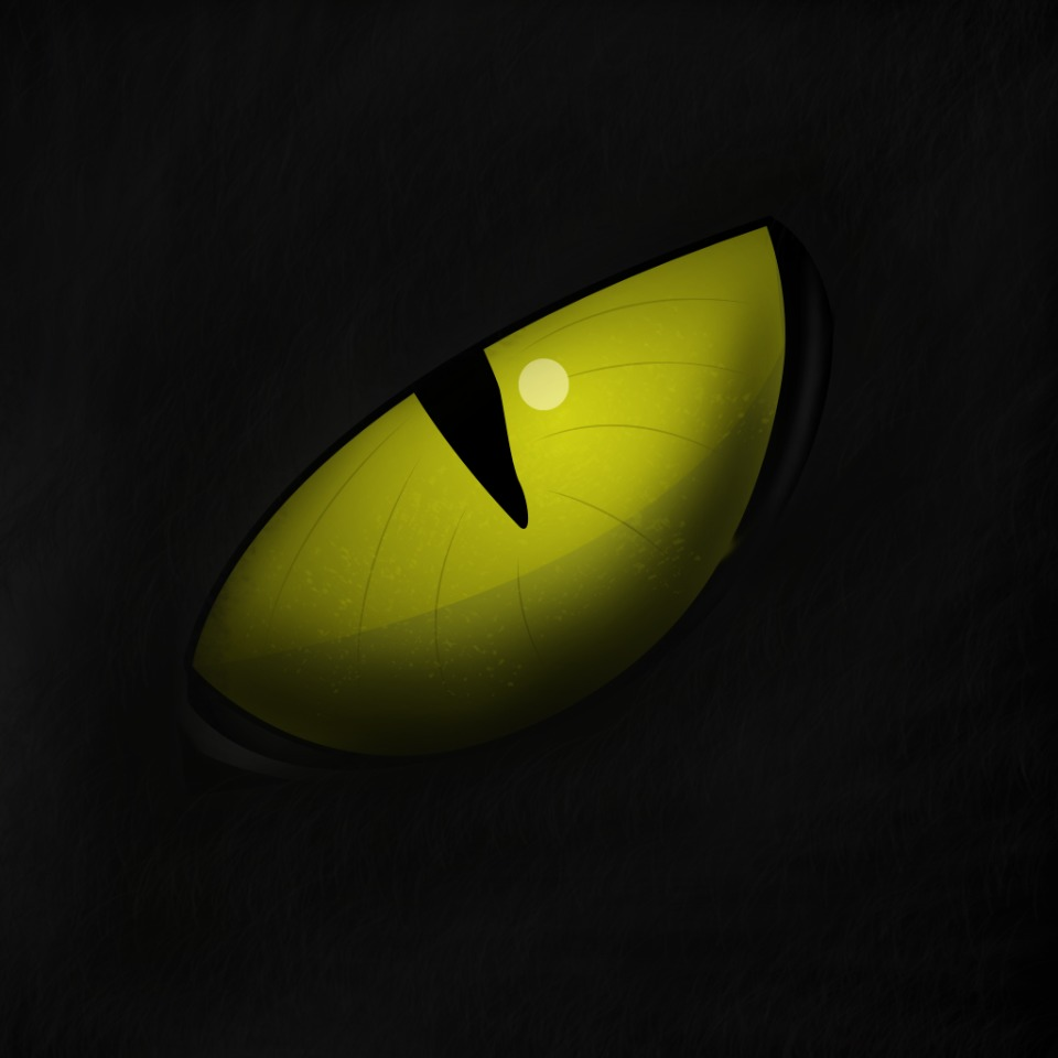 AVATAR CAT EYE - GREEN