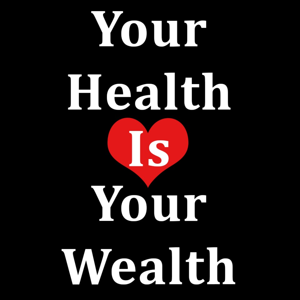 AVATAR YOUR HEALTH IS YOUR WEALTH