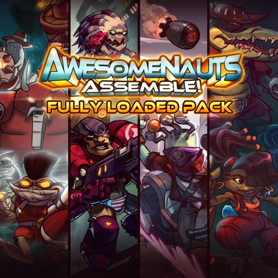 Awesomenauts Assemble! Fully Loaded Pack