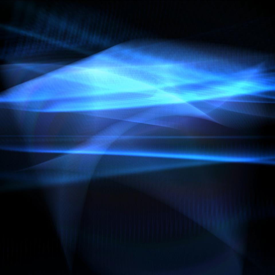 Синий свет динамическая тема
