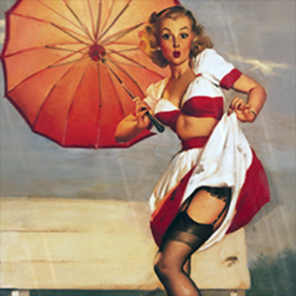 Pin-Up Girls: Gladius Rain Avatar 2